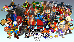 Super Smash Bros. - Who you want in the game? by DENDEROTTO