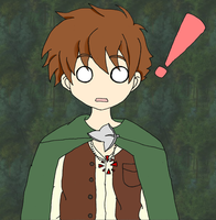 Syaoran as Frodo by Reironie17