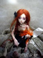 Ball jointed art doll BJD Child's Play B by cdlitestudio