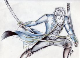 Vergil by alduin46