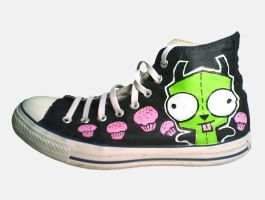 GIR Chucks by ectomurf