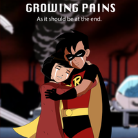Growing Pains  Alternate ending. by mayozilla