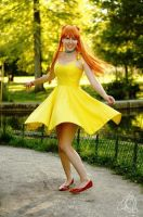 Asuka - Summer Dress by Sweet-Empathy