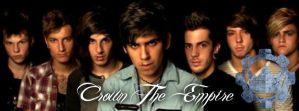 Crown The Empire Facebook Cover by EchelonMars14