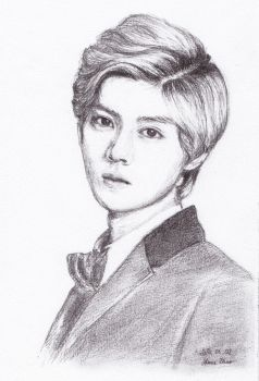 Luhan - Ivy Club by aanyue