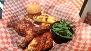 Healthier Famous Dave's Barbecue Chicken by BigMac1212