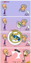 Real Madrid Balloon by OmarMomani