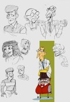 Clone High by mr-book-faced