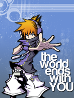 the world ends with YOU by FirstBeat
