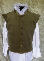 The Tudors inspired doublet PCW9-1 by JanuaryGuest