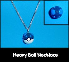 Heavy Ball Necklace Charm by YellerCrakka