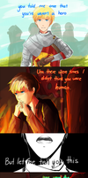 One more miracle merlin/sherlock by OrangeMouse