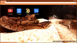 Ball Python Chrome Theme by MxTeddybear