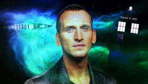Doctor Who - Ninth Doctor - Christopher Eccleston by Skrillexia-TF
