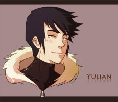 Agents - Yulian by LaLunatique