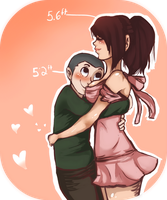 snk- Connie's fine with the height by ForgetMorals