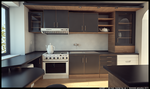 kitchen by domino3d