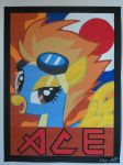 Heavy Metal Spitfire by IceRoadLion