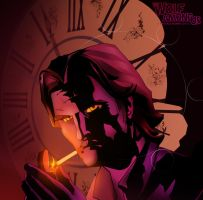 Wolf among us by GreenTaldarin