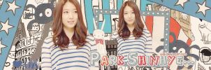 Parkshinhye For My Friend by YupiDesigner