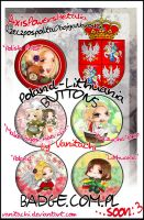 +v+POLISH-LITHUANIAN-Buttons by vanitachi