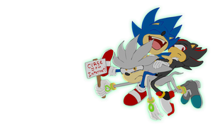 sonic drives silver mad by miguy99