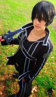 The game still goes on - SAO Cosplay by Hikuja