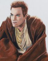 Obi-Wan by jokerproduct