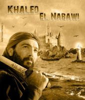 khaled elnabawi poster by eltolemyonly