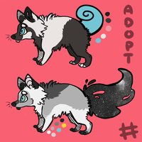 Adoptables Two. by motted