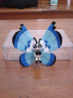 Vivillon Plush by ShiroKoori