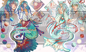 [CLOSED] Mermaids Auction5 by nsymfayw