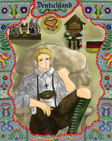 Proud to be GERMAN by kingdomheartslover10