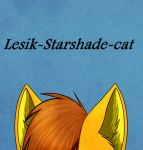 Ears by Lesik-Starshade-cat