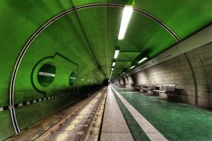 Subway Station 2 Ruhrgebiet by FotoRuina