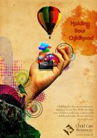 Holding Your Childhood by DesignPot