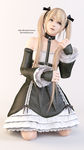 Marie Rose Render by Ada-Momiji-Forever