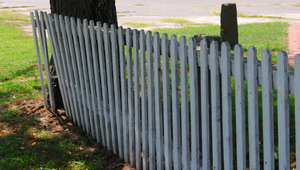 Fence stock 21 by caliconcept-stock
