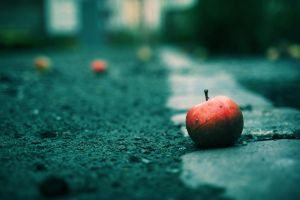 apple by ChromaticBokeh