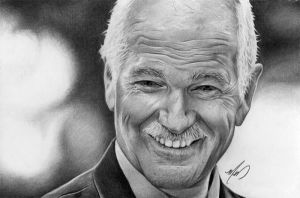 Jack Layton by inyourfacemakeupart