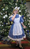 Alice in Wonderland - Christmas by Alicesuu