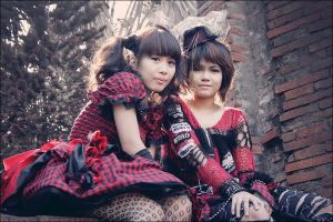 Punk Lolita Love by pinuna