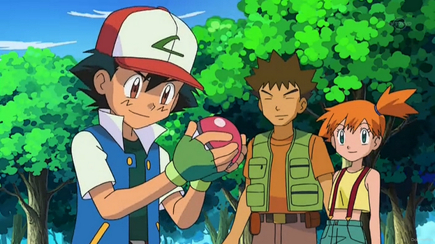 Pokemon Ash - Charmander was caught in Kanto 2013 by GT4tube