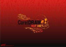 COREL_NOT_DIE by inumocca