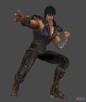 Fist of the North Star Kenshiro by thePWA