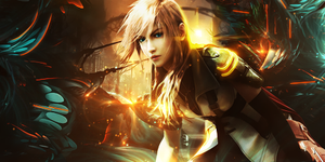 Lightning once again by Teizen