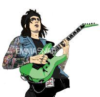 Jacky Vincent Illustration by emmasnap