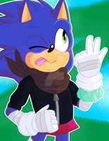Sonic by SonicGotSwag