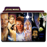 Star Wars Collection Folder by wchannel96