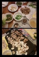 Some Korean Foods... by neoyi